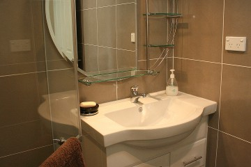 Another view of bathroom two